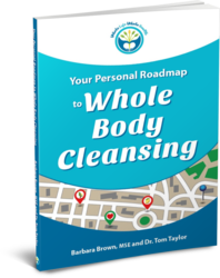 Whole Body Cleansing front cover