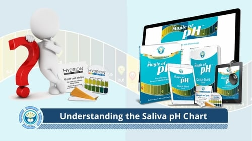 Saliva chart 29kb